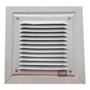 Rejilla De Ventilacion 15x15 Con Marco Gas / Construccion