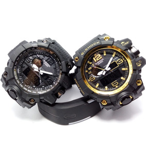 Relógio Masculino Digital Kit 2 Unidades Shóck Stee Importad