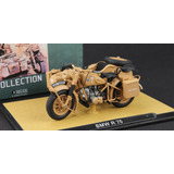 Motocicleta Bmw R75 Side Car Afrika Korps 1/24 Ixo Models