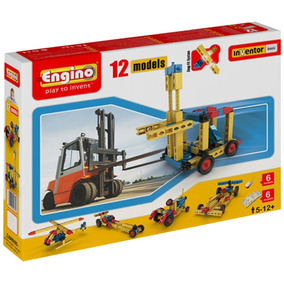 Meccano-erector - Super Construction Set 25 Models 640+ Foot
