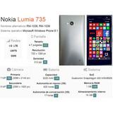 Nokia Microsoft Lumia Windows 10 Libres Garantía 4g Lte 16gb
