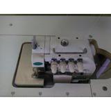 Maquina De Coser Industrial Overlock Marca Zoje De 5 Hilos