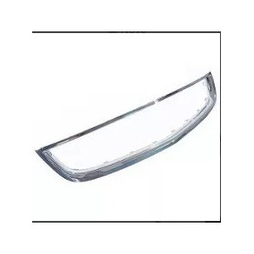 Moldura Cromada Grade Inferior Parachoque S10 2012 13 14 15