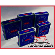 Kit De Rolamento Nsk Kawasaki: Er6-n Ano 2010 A 2012