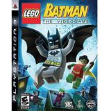 Lego Batman Ps3 - Juego Fisico - Prophone