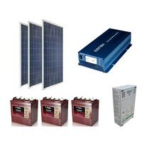 Planta Solar Para Casa De Campo Genera 3000w Al Dia