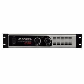 Amplificador De Potencia Profissional 300 Watts / 4 Ohms