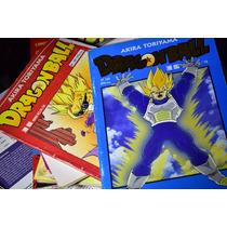 Dragon Ball Z Serie Roja, Azul, (manga) Goku $50