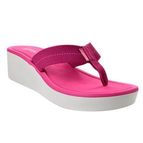 Tamanco Grendha Aruba 17413 - Branco/rosa
