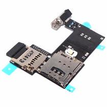 Flex Un Solo Sim Memoria Moto G2 Xt1063 Xt1064 Vibrador Flas