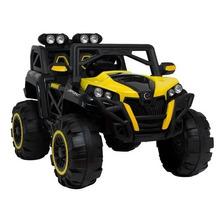 Carro Jeep Gigante 4x4 Para Niños Con Batería Recargable