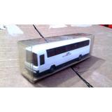 Autobus Mercedes Benz O 303 Rhd White Escala 1/87 Wiking,