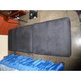 Poltrona Sofa Cama Individual Color Azul