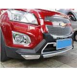 Chevrolet Tracker Defensas Lujo (par)
