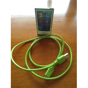Ipod Nano 16 Gb 7ma Generación, Con Cable