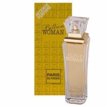 Perfume Billion Woman Paris Elysses Feminino 100ml