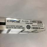 Memoria Ram Crucial 4gb Ddr2 667mhz Fb-dimm Pc Y Mac Pro