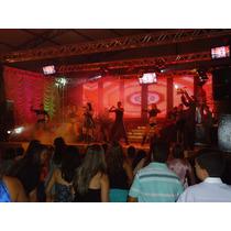 Painel De Led Para Shows Bands De Baile Citronics