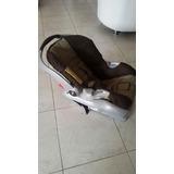 Porta Bebe Marca Graco Con Soporte Para El Vehículo Poco Uso