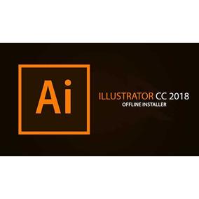 Adobe Ilustrador Cc 2018 64 Y 32 Bit Español Sin Limites