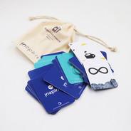 Mazo Cartas Planning Poker + Estimación Con Camisetas