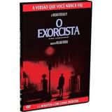 O Exorcista Dvd A Versao Que Voce Nunca Viu -c/ Frete Gratis