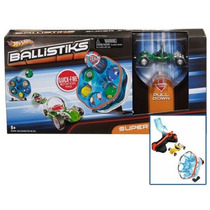 Hot Wheels Pista Ballistiks Super Lanzador + Auto - Mattel