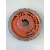 Engrenagem Para Torno Mecânico Z 75 Dentes - Modulo 1,5