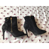 Sapato Carmem Steffens Ankle Boot