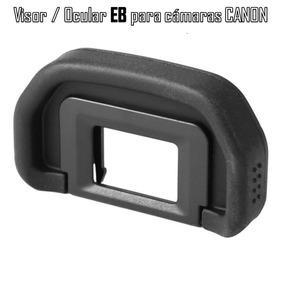 Visor Ocular Eb Cámaras Canon, 50d 60d 70d 6d 5d Mark Ii 5d2