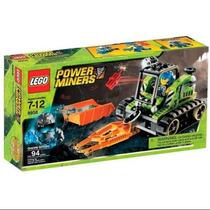 Power Miners Granito Grinder Juego De Lego 8958
