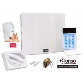 Kit Alarma Alonso A2k4 Ng Voice Control Telefonico A2k4ng