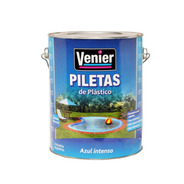 Pintura Para Piletas De Plástico Venier 0,9 L Azul Intenso