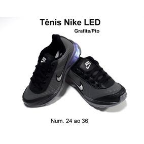 a67e62c33d Ténis no Led Numero 32 Barato Dorado Nike Tênis no Ténis Mercado Livre  Brasil e98fbe