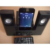 Iphone 4 Impecable Y De Regalo Mini Bocina Dock A Control