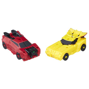 Transformers - Boneco Robots In Disguise Combiner Force - Be