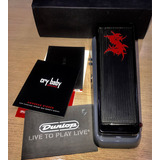 Pedal Andreas Kisser Cry Baby Sepultura Dunlop Wah