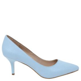 Zapatilla Marca Alexa Color Azul Claro 546653