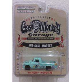 Greenlight Hollywood Gas Monkey 1964 Dodge D-100 Sweptline