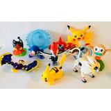 Pokemon Sun Moon 10 Muñecos Movimientos Sonidos Luces Nuevos