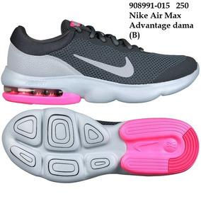 bd21d63597 Tenis Nike Air Max Dama Vinotinto - Tenis Gris oscuro en Mercado ...