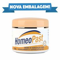 Creme Hidratante Cicatrizante Homeopast Rachaduras Calcanhar