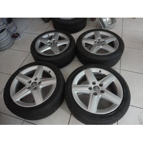 Rodas + Pneus 225/45 R 17 Audi