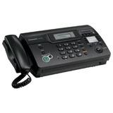 Telefono Fax Panasonic Kx-ft988 Papel Termico Contestador E5