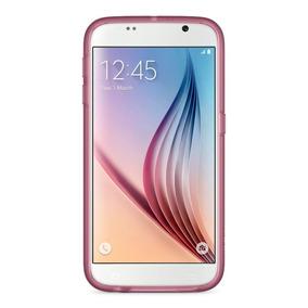 Capa Candy Grip Para Samsung Galaxy S6 Rosa F8m938btc01 Belk