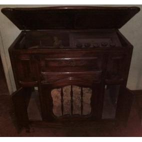 Antiguo Mueble Provenzal De Combinado -muy Vintage Hermoso!