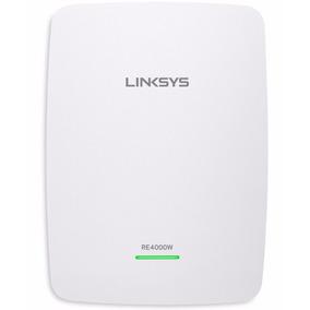 Repetidor De Señal Wifi Linksys Re4000 N600 Dualband+alcance