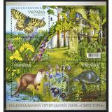 2010 Fauna- Insectos- Flora- Parques Nacionales - Ucrania