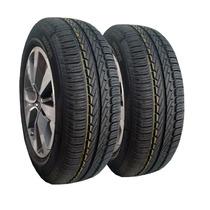 Kit 2 Pneu 185/60 R14 Remold Gw Tyre Goodyear 5anos Garantia