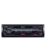 Auto Estereo Bluetooth Sony Dsx-a410bt Nfc Usb iPhone Aux.